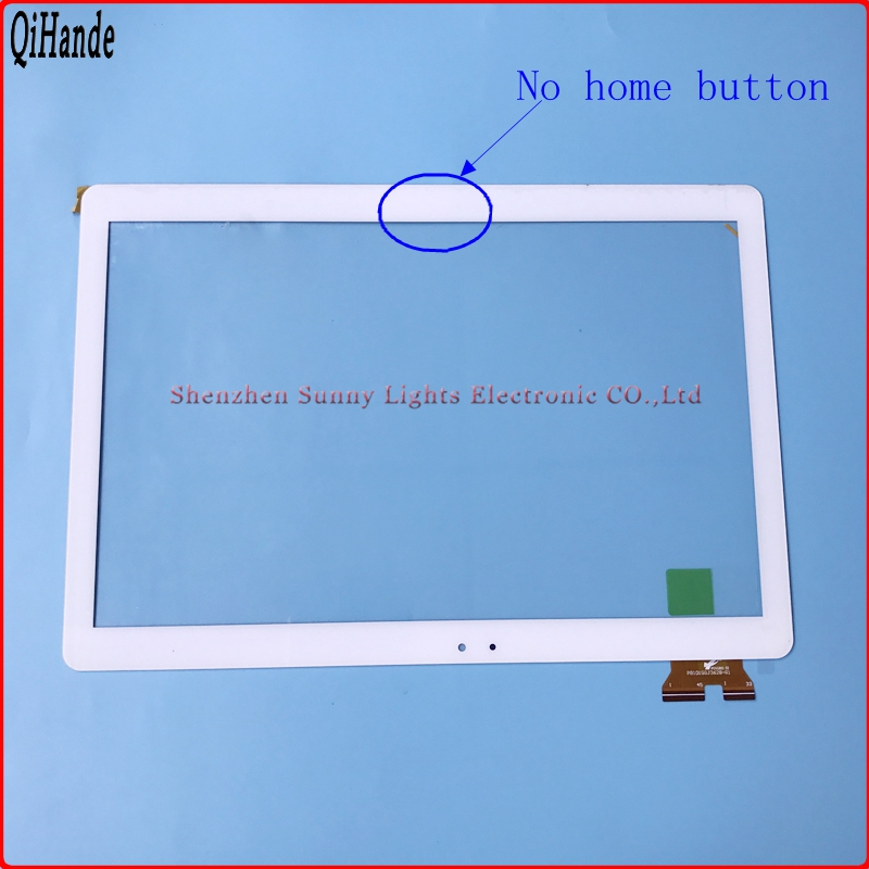 цена на 1Pcs/Lot Touch Screen Suitable for cube t10 plus Young X7 touch Panel handwriting screen digitizer panel