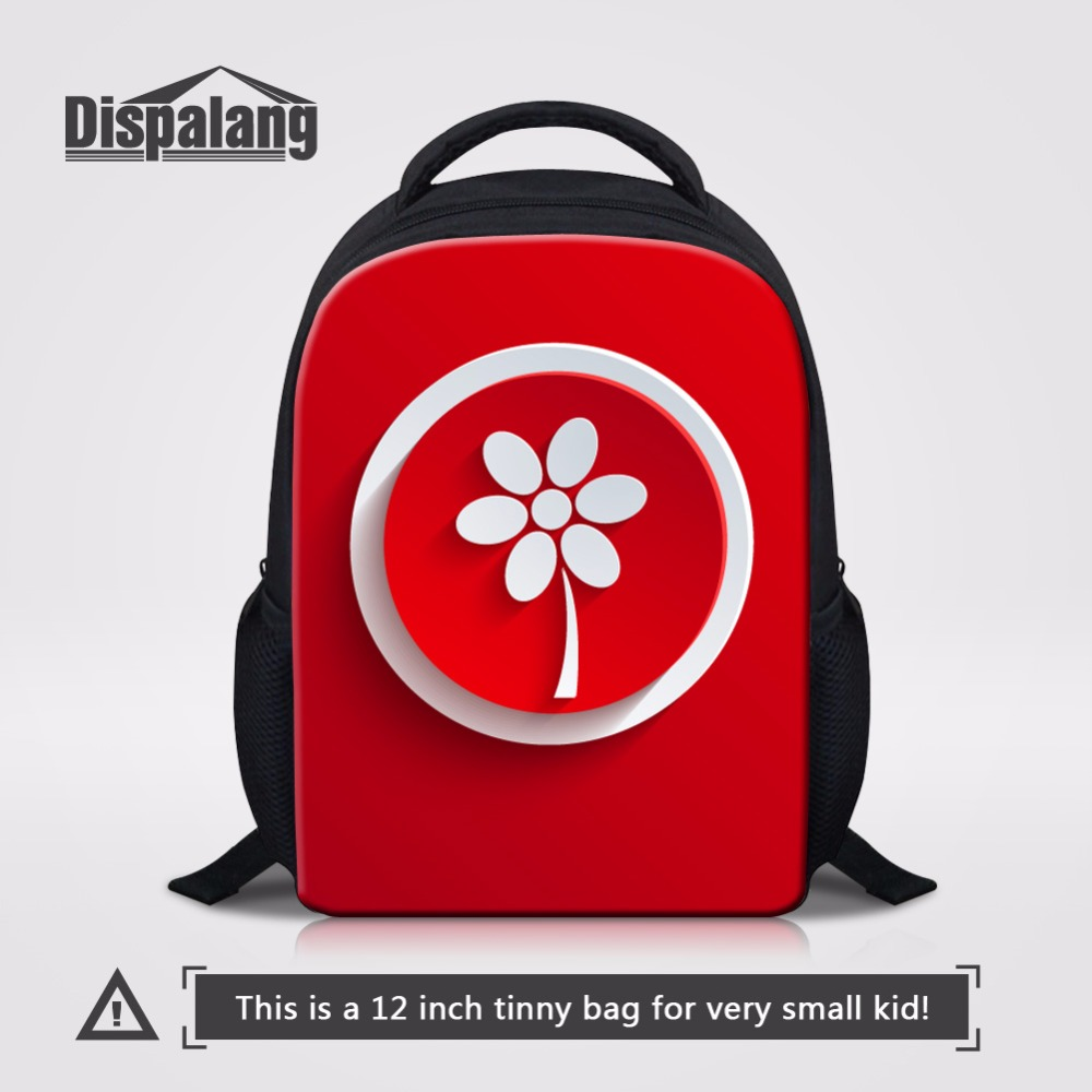 Dispalang Cute Nursery Schoolbag Sign Prints Preschool Kindergarten Book Bags Mini Kids School Backpack Children Small Rucksack In From Luggage