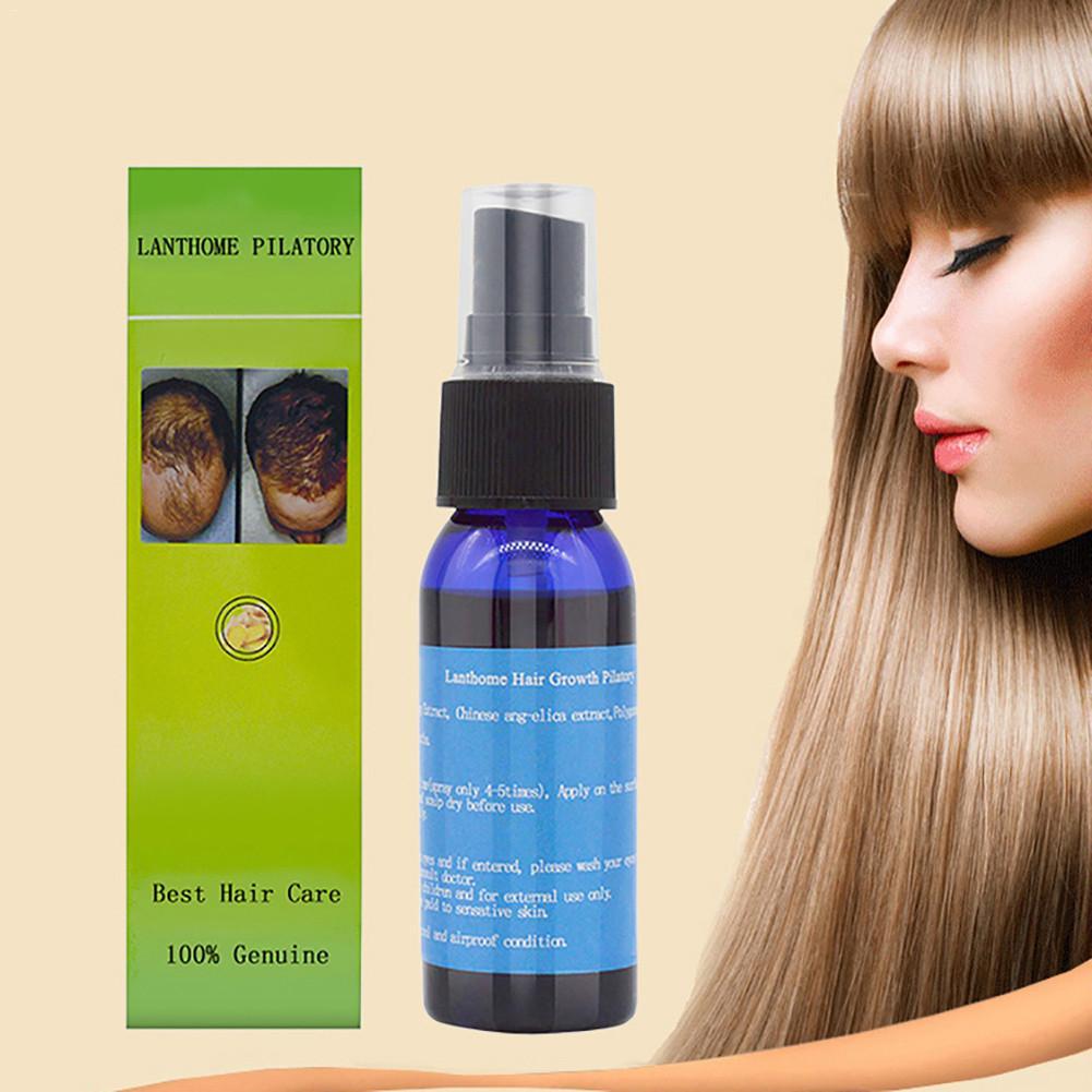30ml Thick Hair Essence Hair Fast Growth Treatment Nourishing Liquid Hair Care Oil Prevent Hair Loss Product in Hair Scalp Treatments from Beauty Health