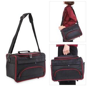 Косметичка для нейл-арта, большая сумка для хранения косметики, Гель-лак для нейл-арта, сумка для макияжа, органайзер для путешествий, инстру...