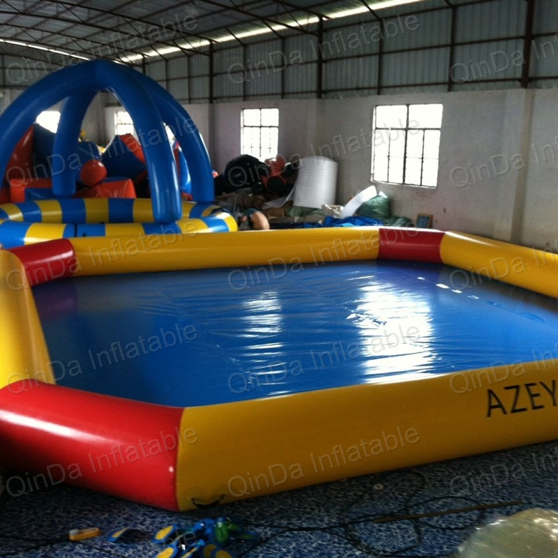 inflatable pool(19)