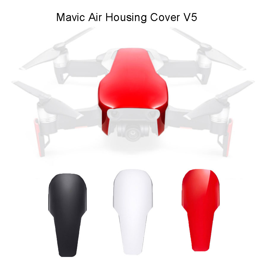 100% Genuine Repair Parts Upper Housing V5 For DJI Mavic Air Body Shell Upper Top Shell Cover Spare Parts Replacement