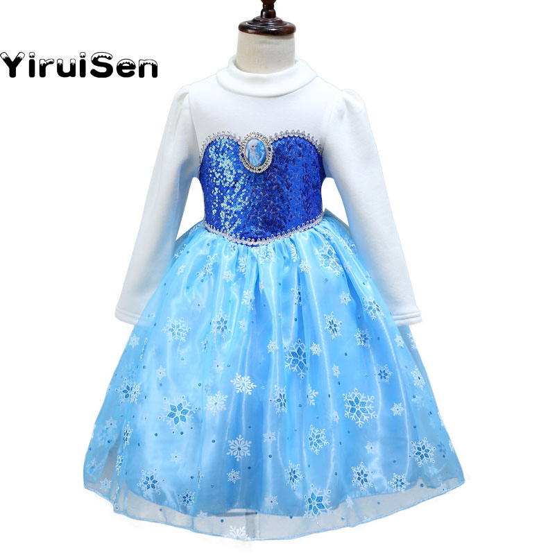 Girl Easter Carnival Cosplay Dresses Red blue Gown Costume Dress Birthday Party for Baby Children's Toddler Clothing blue indian luxury headpieces king queen unisex cosplay costumes diamond feather headdress for women and men peagents carnival