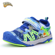 Dinoskulls 2017 Summer Boys Girls Casual Shoes Fashion Kids Sneakers Breathable Children'S Running Shoes Brand 3D Dinosaur Shoes