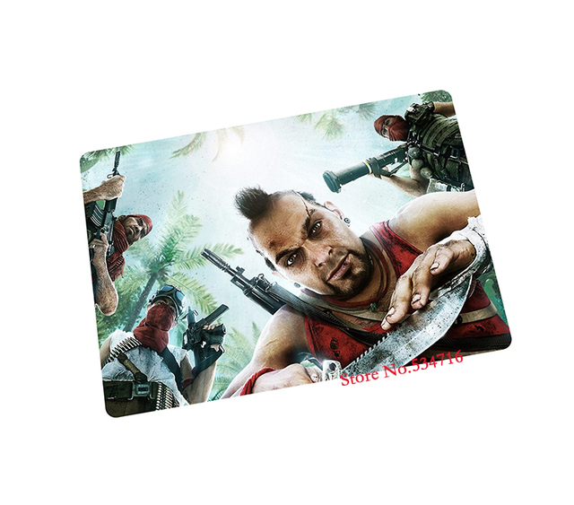 far cry 4 mouse pad customized mousepads best gaming mouse pad gamer