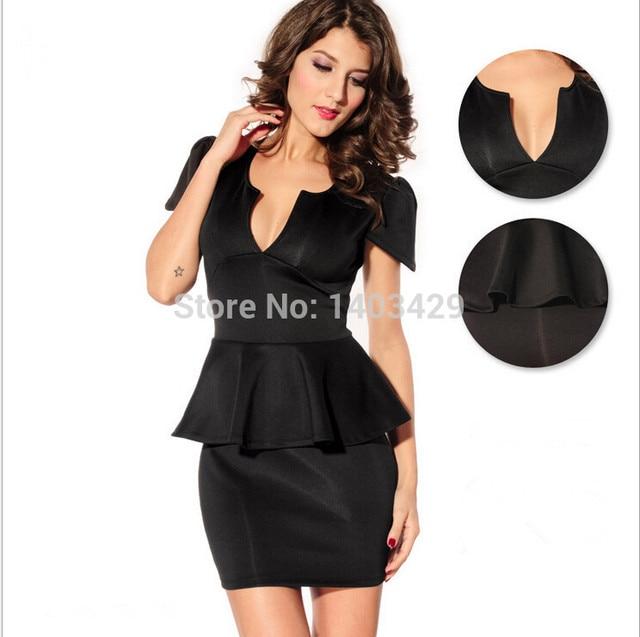 2015 Women Fashion Best Selling V Neck Free Shipping Plus Size