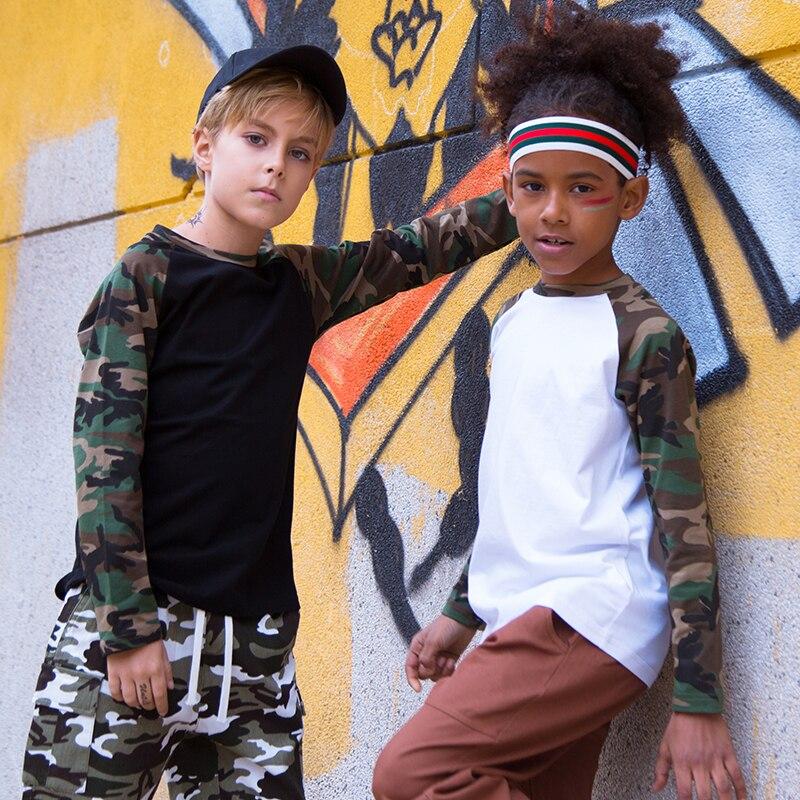 Boys T-shirt Long Sleeve Cotton Kids Tops Tees Little Boy 4 6 8 years Spring Winter Children Shirts 10 12 Teenage Boys Clothing