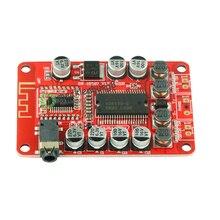 YDA138 DC 12V 2A Bluetooth módulo amplificador de áudio digital Board Classe D 2*2 15W estéreo canais amplificadores de potência