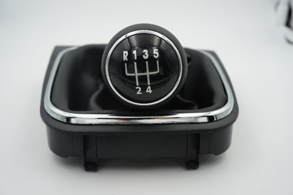 FAT Нова скоростна кутия за скоростна кутия с кожена обувка за VW Golf 6 Mk6 2010 2011 2012 2013 2014 Jetta 6 Mk6 2011 2012 2013 2014
