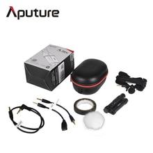 Aputure A. lav profesyonel yönlü yaka mikrofonu ile kullanılan cep, kaydedici kayıt için diğer ekipman
