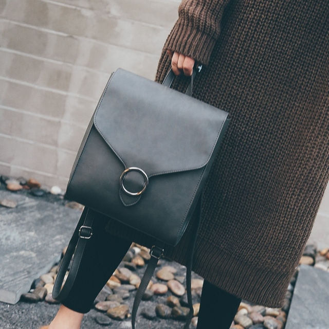 Retro Women's Rucksack Bag 5