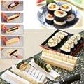 High Quality 11Pcs/set DIY Sushi Maker Rice Mold Kitchen Sushi Making Tool Set sushi mold,cooking tools,Set for sushi roll