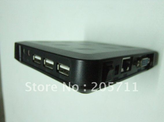 Best thin client,green office pc N8800