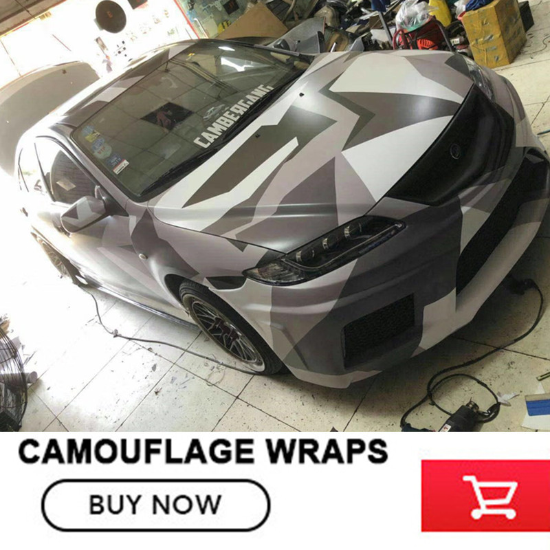Matt Camo Vinyl Wrap Roll for Truck Jeep SUV Graphics Sole Camouflage Vinyl Film Full Body Car Sticker shadow grass blades camo vinyl car wrap duck hunter adhesive pvc camouflage film for truck motocycle hood decals page 5