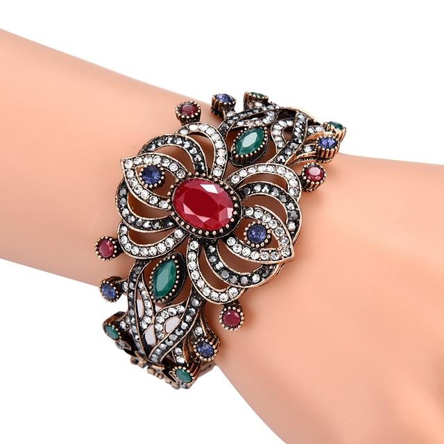 Купить брендовые дизайнерские браслеты joyme с кристаллами большие картинки