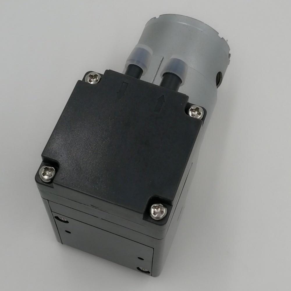 13 l/min electric brush DC 6V diaphragm pump for air or vacuum