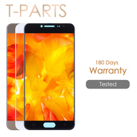 AAA Quality 5 2 Super AMOLED LCD For SAMSUNG Galaxy C5 LCD Display C5000 Touch Screen