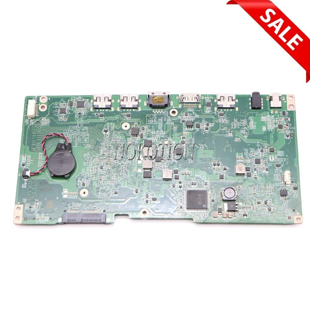 NOKOTION DAQF2AMB6A0 8TF4X 08TF4X CN-08TF4X основная плата для Dell Inspiron все в одном 20 3043 ноутбук материнская плата Celeron N2840