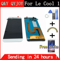 QYQYJOY Cool1 Dual C106 LCD Display Touch Screen Digitizer Assembly Replacement For Letv Le LeEco Coolpad