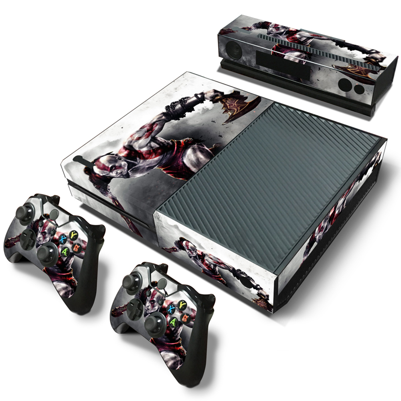 free drop shipping Vinyl Cover Skin Sticker for Xbox One