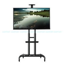 High quality NB AVA1800-70-1P 55-80 inch TV Mount Trolley LED LCD Plasm