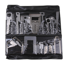 38Pcs/Set Kit Chaves Car Stereo Radio Release Removal Tools Key Kit with Bag For Benz Sony Ford Audi Dash Trim Install  sc 1 st  AliExpress.com & Popular Ford Trim Removal Tool-Buy Cheap Ford Trim Removal Tool ... markmcfarlin.com