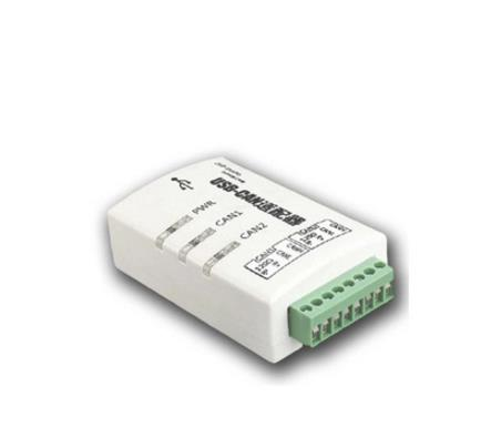 USB to CAN USBcan 2C CANopen J1939 dual channel CAN bus adapter smart CAN interface card