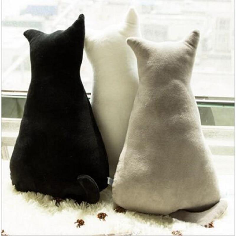 1pc 45cm υψηλής ποιότητας πίσω σκιά Cat - Βρεφικά παιχνίδια - Φωτογραφία 1