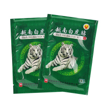 16pcs/2bag Pain Relief Arthritis Capsicum Plaster Vietnam White Tiger Balm Patch Cream Body Neck Massager Meridians Stress A050 8pcs vietnam tiger balm plaster creams body neck back massager pain relief patch cream arthritis plaster of joint pain d024