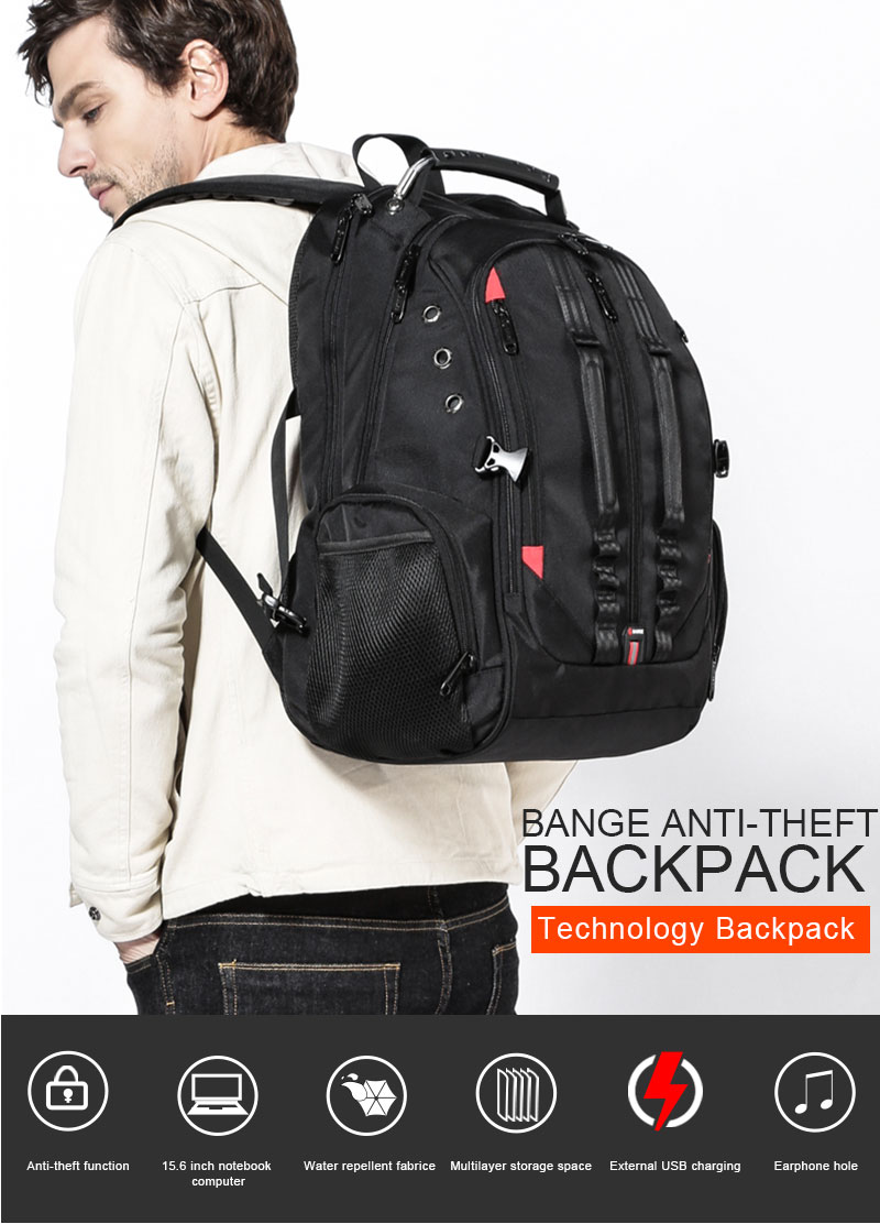 15.6 anti-theft laptop backpack  - durable 45l s strap design 15.6 Anti-Theft Laptop Backpack  – Durable 45L S Strap Design HTB1dQ0Jbs vK1RkSmRyq6xwupXas