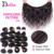 Brasileño de la Virgen Del Pelo Onda Del Cuerpo 4 Bundles Queen Hair Products 7A Brasileño Ondulado Armadura Del Pelo Humano Bundle Remy Brasileña Del Cuerpo onda