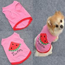 Dog Puppy Cotton Tshirt  Clothes