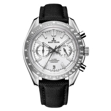 2018 Риф Тигр/RT мужские дизайнерские спортивные часы с телячьей кожи нейлоновый ремешок 316L сталь светящийся хронограф RGA3033