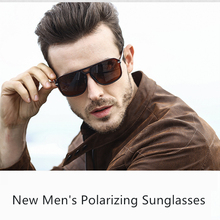 JEMSDAW 2019 New Driving Mirror Polarizing Sunglasses Brand Senior Designer Classic Fashion UV400