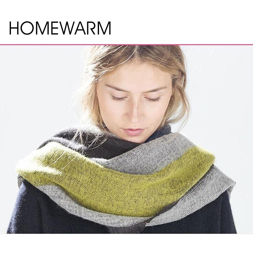 Scarf luxury brand women pashmina Soft Blanket Hijab Cashmere scarf designer scarves for women pashminas za