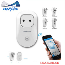 Orvibo S20 smart remote wireless control socket timer switch Wall Plug Smart home Automation appliance for iphone android phone