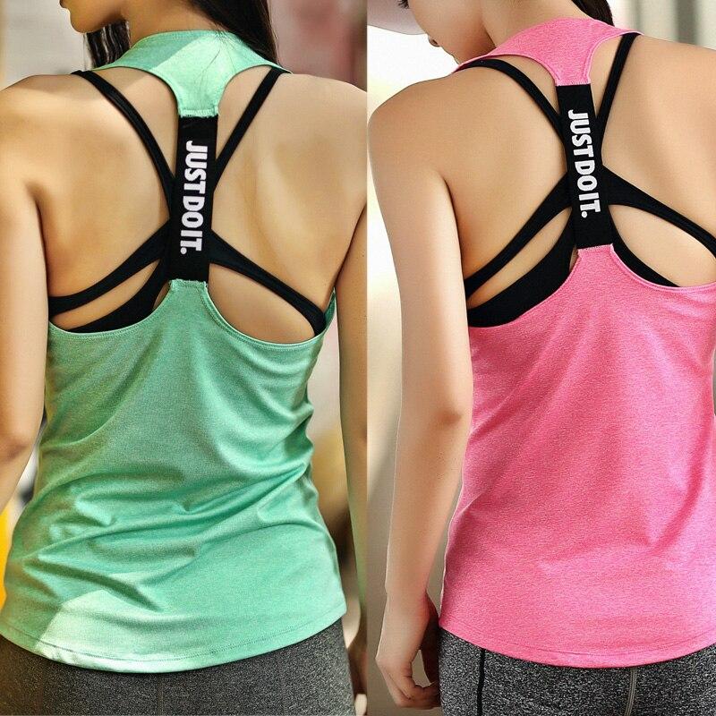 Profissional Yoga Top Colete Sem Mangas Camisa Esporte Mulheres Correndo Ginásio Camisa Mulheres Camisas Do Esporte Yoga Fitness Tanque Camisa Topo