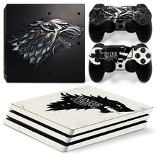 For ps4 pro skin stickers vinyl material PVC game decals for PS4 Pro все цены