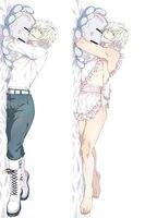 Free Shipping Anime Dakimakura hugging pillow case DMMD Dramatical Murder Clear