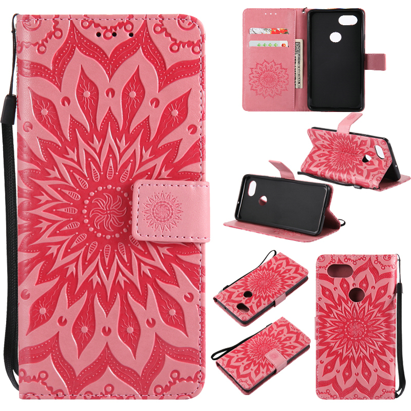 Wallet Flip Case For Google Pixel XL 2 Case Luxury Armor PU Leather For Google Pixel XL2 Cover Pixel XL 2 Phone Cases