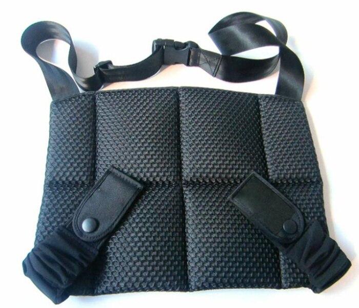 Автомобильное сиденье Подушка ремень для беременных женщин/защита безопасности ремни безопасности регулятор материнства автомобиля Регулятор ремня безопасности два точечных зажима - Цвет: Black quality
