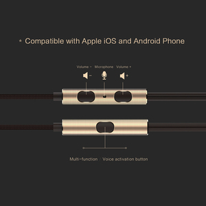 Image 5 - Original 1MORE Xiaomi Piston 2 Classic In Ear Earphone with Microphone and Remote for Apple iOS and Android Phone Xiomi Xiami