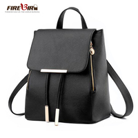 FIREBIRD Brand Design Leather Backpack 2017 Elegant Women Backpack Girl School Backpack New Listing Promotion Mochila