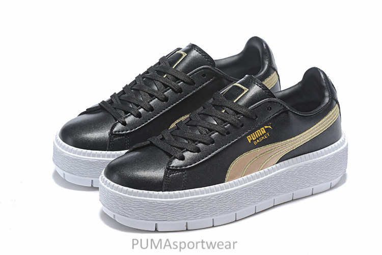 2018 New Arrival Original PUMA Smash Platform SD Women s Shoes Breathable  Sneakers Badminton Shoes Size35.5 39-in Badminton Shoes from Sports ... 6612fa35730c
