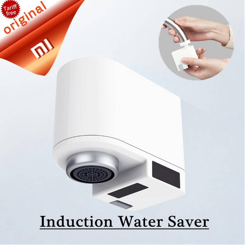 Original Xiaomi Zajia Induction Saver Overflow Smart Faucet Sensor Infrared Water