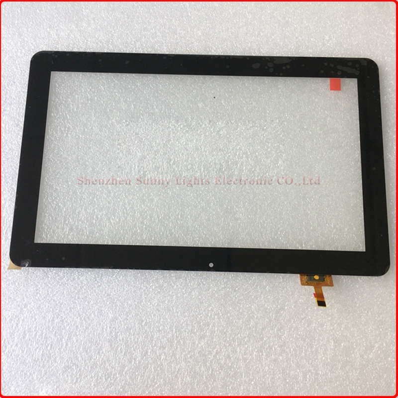 New 10.6'' inch Capacitive Touch screen digitizer sensor for 106005C-B-02 Tablet PC Panel Free shipping for sq pg1033 fpc a1 dj 10 1 inch new touch screen panel digitizer sensor repair replacement parts free shipping