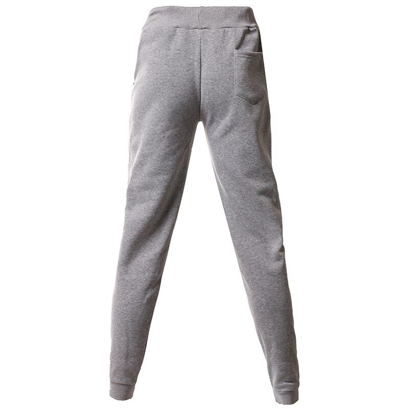 Leappls Sweatpants Mens fashion Full Length Punk Style slim fit Pencil Pants Men Trousers Fitness Jogger streetwear track pants