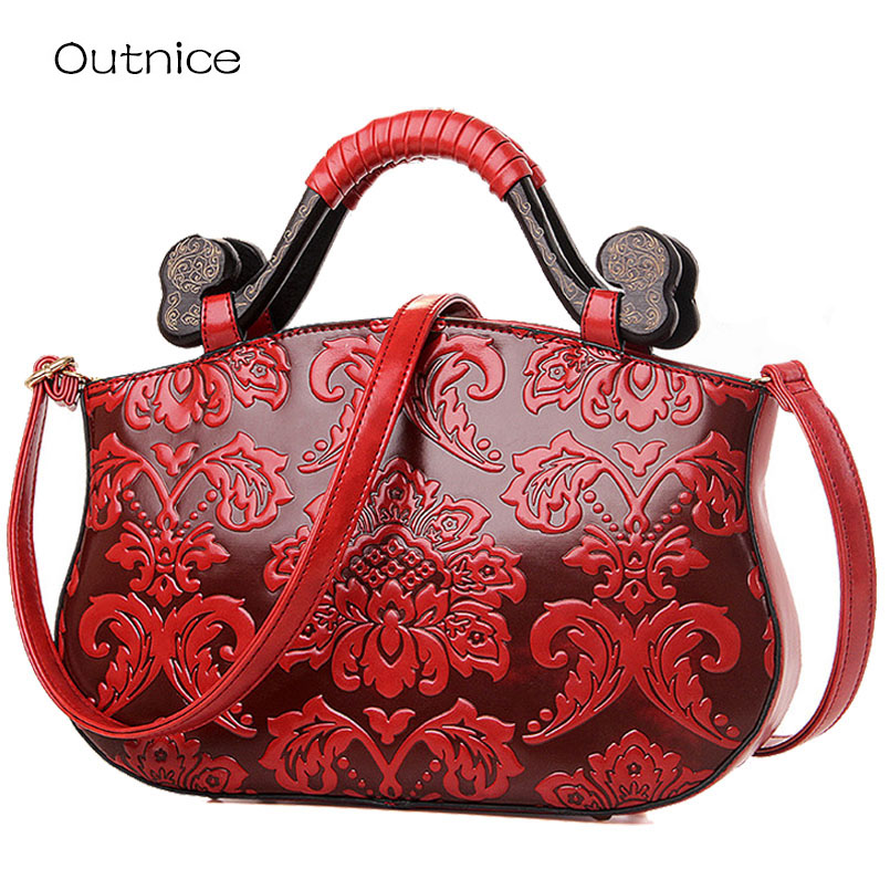 womens bags top handles c 1 6 aliexpress buy national style vintage luxury 90173