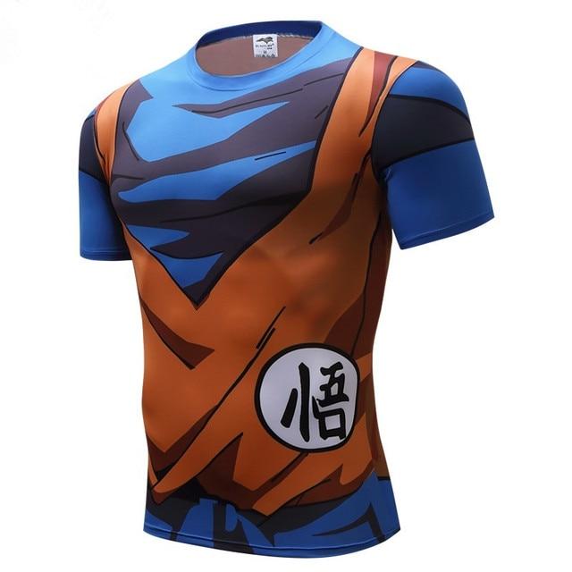 Animation T Shirt Dragon Ball Z Dragon Ball Clothes Symbol Goku T