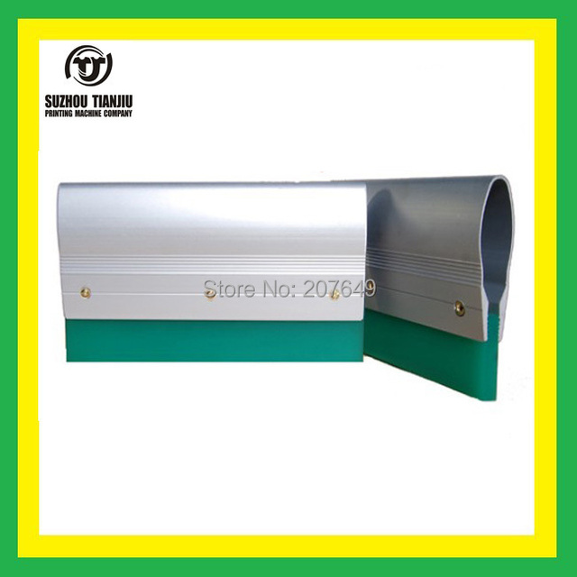 TJ Wholesale Price  Aliuminium handle squeegee(75A) for screen printing  one meter sales